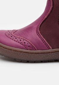 Bisgaard - MERI - Kotníkové boty - fuxia - 5