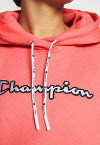 Champion - HOODED ROCHESTER - Jersey con capucha - pink - 5