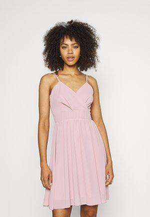 ASHLEY DRESS - Sukienka letnia - blush pink