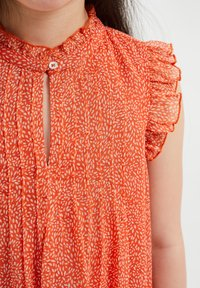 WE Fashion - Day dress - bright orange - 2