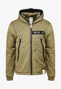 Replay Sportlab - Winter jacket - khaki - 4