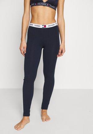 LEGGING - Pyjama bottoms - navy blazer