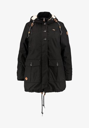 JANE COAT - Parka - black