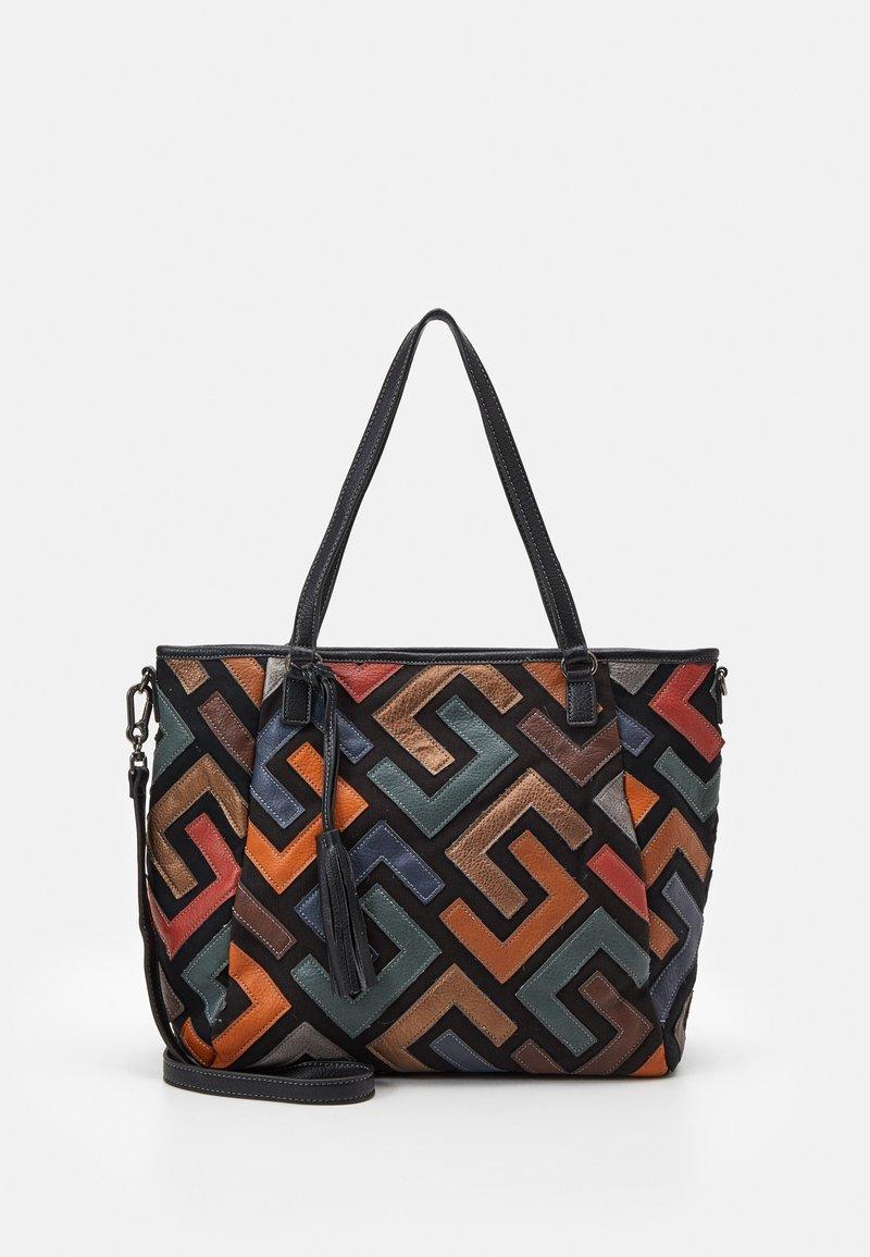 SURI FREY - CILLY - Tote bag - black