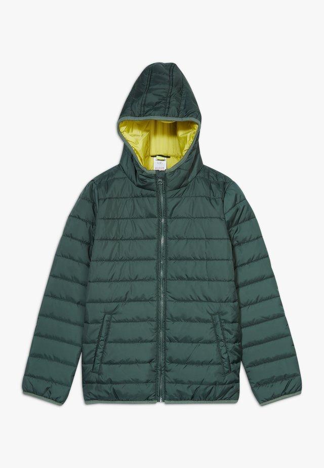 PUFF ME UP COAT - Light jacket - dark field green