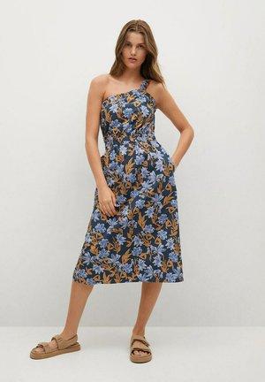 CRISL-H - Day dress - azul marino