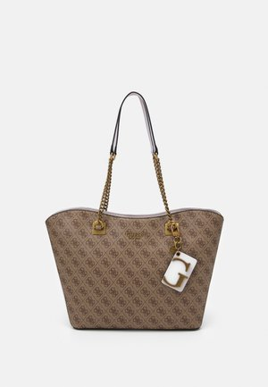 MIKA GIRLFRIEND CARRYALL - Shoppingveske - brown