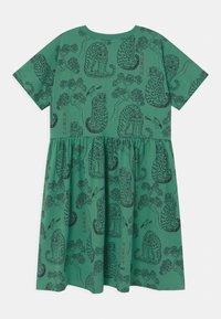 Mini Rodini - TIGERS  - Jersey dress - green - 1