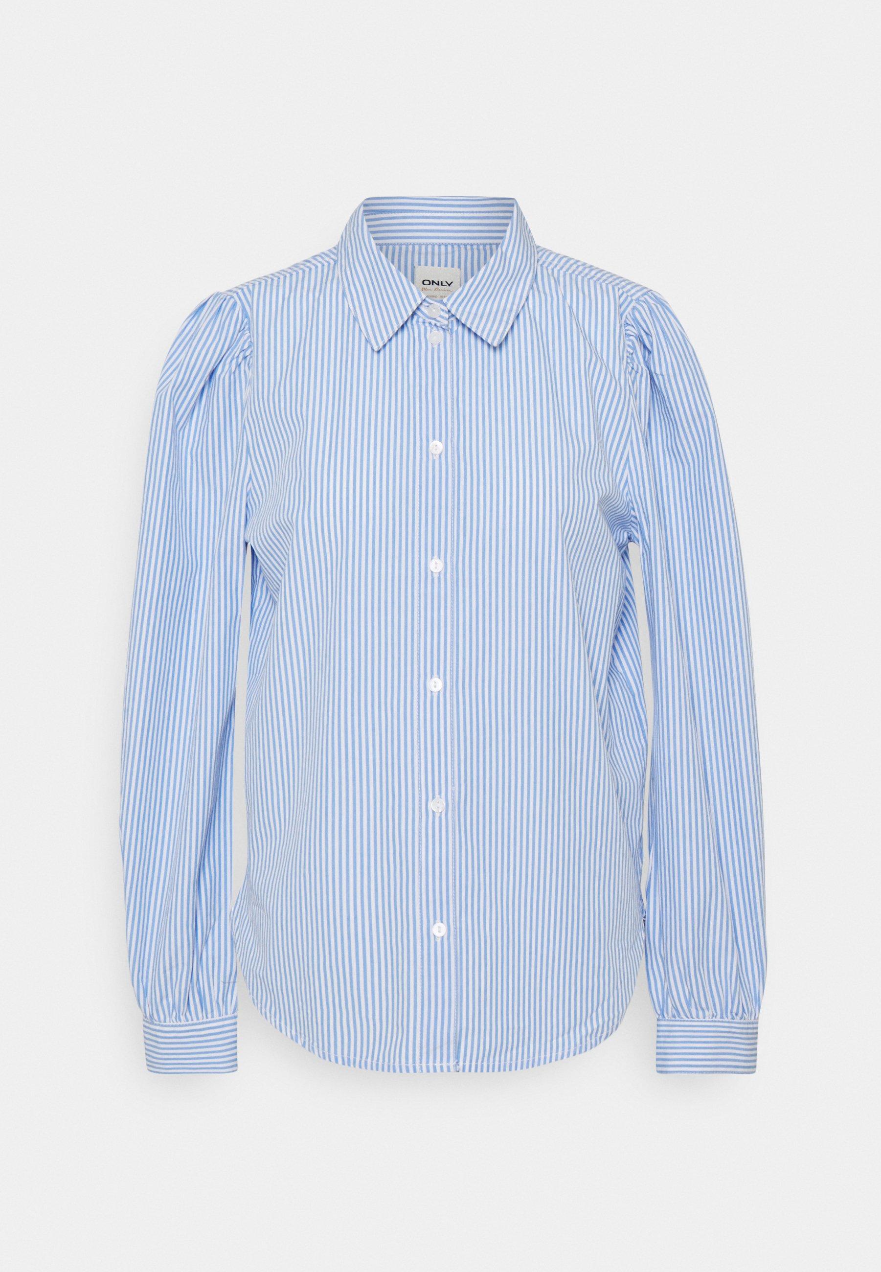 Women ONLBETTY  LIFE  SLIM  - Button-down blouse