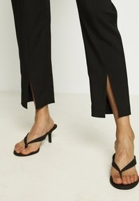 Samsøe Samsøe - MARGRIT TROUSERS  - Trousers - black - 3