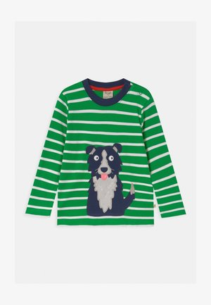 DISCOVERY APPLIQUE  - Longsleeve - glen green breton