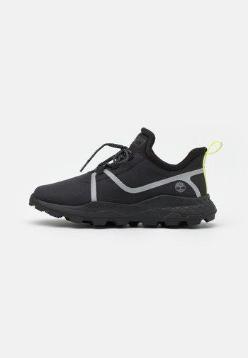 BROOKLYN OXFORD - Sneakers - black