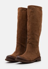Felmini Wide Fit - GREDO - Boots - marvin/picado brown - 2
