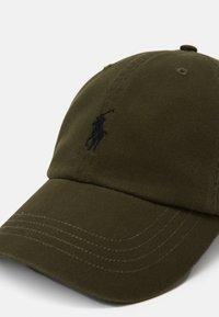 Polo Ralph Lauren - CLASSIC SPORT UNISEX - Caps - company olive - 4