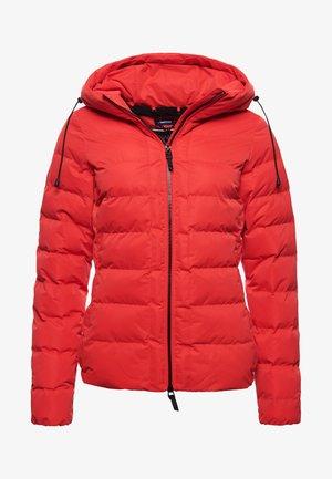 BOSTON - Winterjas - high risk red
