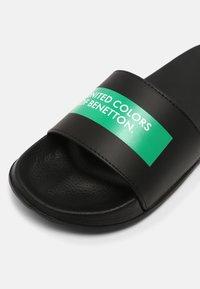 Benetton - MACK - Sandaler - black - 6