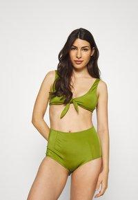 Monki - VANESSA SET - Bikinit - green - 0