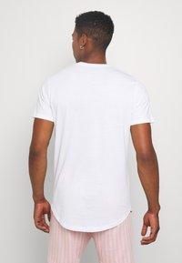 Jack & Jones - JJENOA - T-shirt basique - white - 2