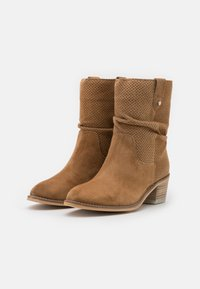 Alpe - NELLY - Classic ankle boots - cognac - 2