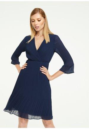 KLEID KURZ - Cocktail dress / Party dress - dark blue