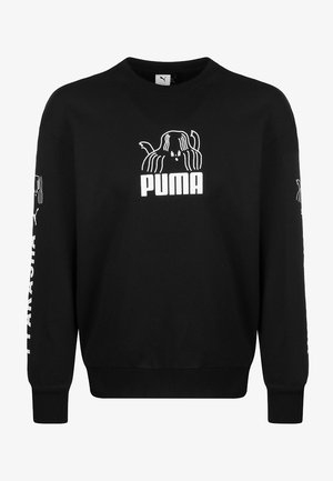 TYAKASHA - Sweatshirt - cotton black