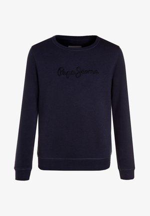 CREW NECK BOYS - Sweater - navy