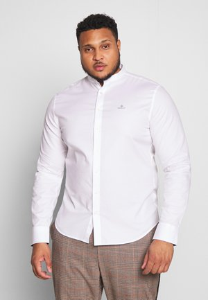 ROYAL OXFORD SLIM BAND - Camisa - white