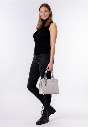 ANASTASIA CLASSIC - Handbag - grau