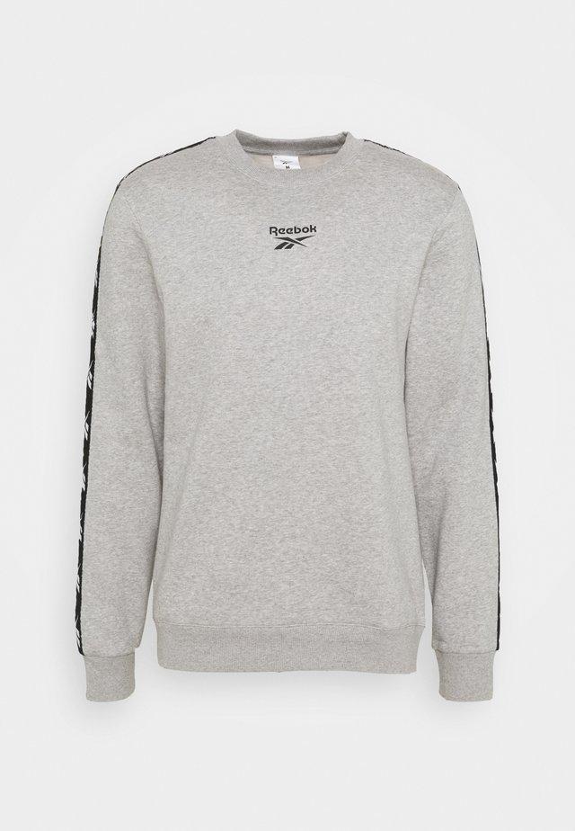 TAPE CREW - Sweatshirts - medium grey heather