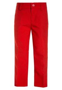 OppoSuits - BOYS DEVIL SET - Blazer jacket - medium red - 2