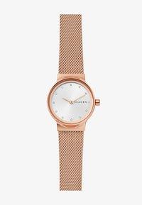 Skagen - FREJA - Watch - rose gold-coloured - 1