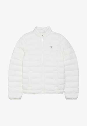 THE LIGHT WEIGHT PUFFER JACKET - Talvitakki - eggshell