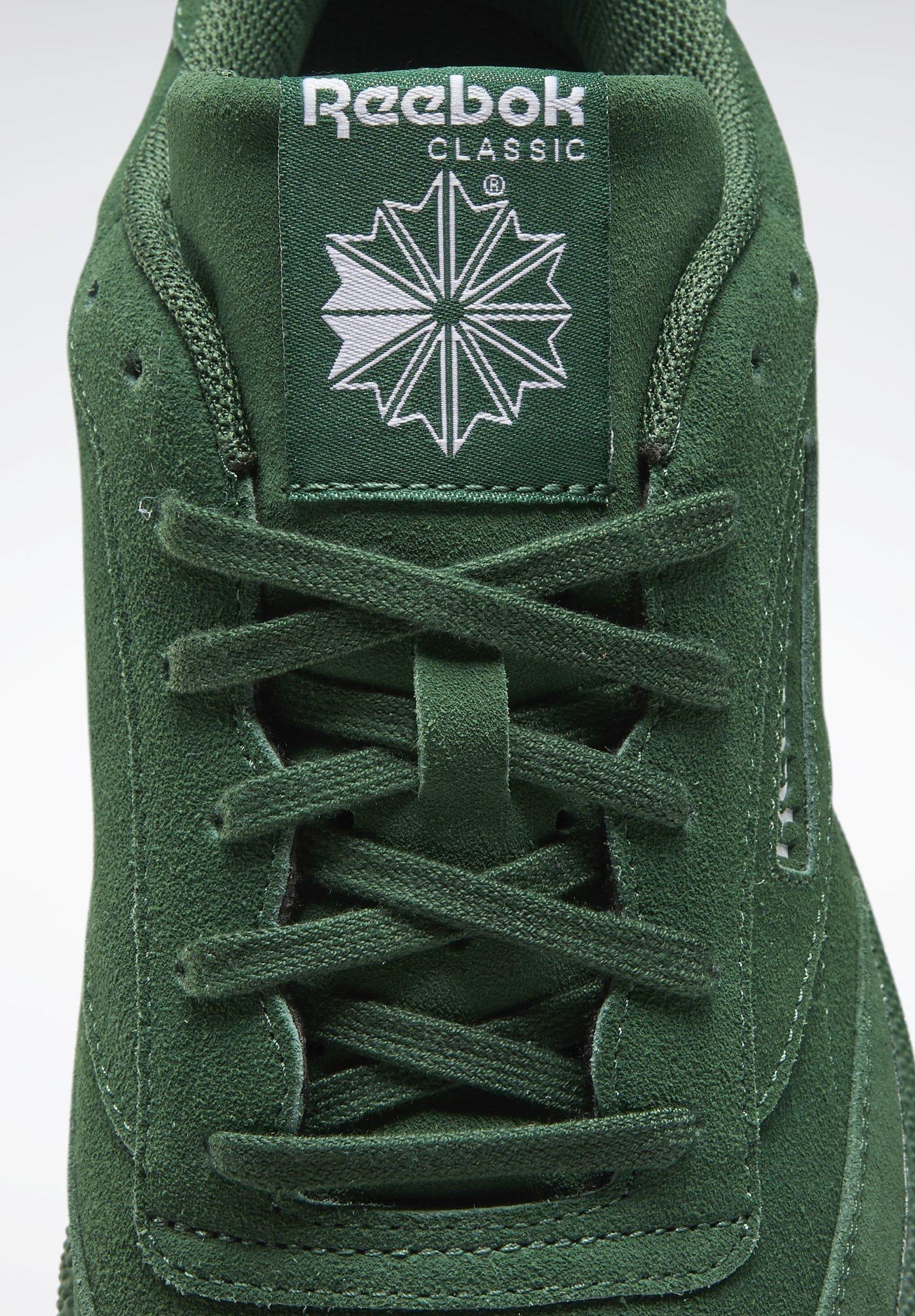 Reebok Classic CLUB C 85 SHOES - Sneaker low - green/grün - Herrenschuhe 8tZYL