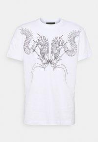 John Richmond - BESKADA - Print T-shirt - white - 4