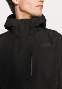 The North Face - DRYZZLE FUTURELIGHT JACKET - Hardshell jacket - black - 8