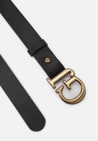 Guess - ADJUSTABLE PANT BELT - Belte - black - 1