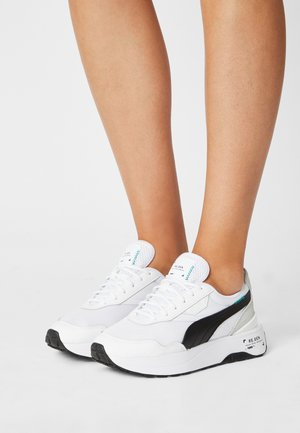 CRUISE RIDER  - Sneakers laag - white/black