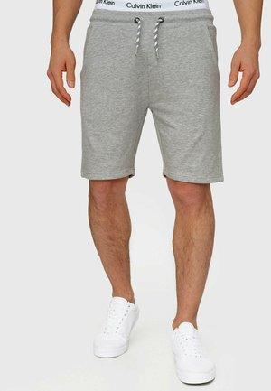 Yates - Shorts - lt grey mix