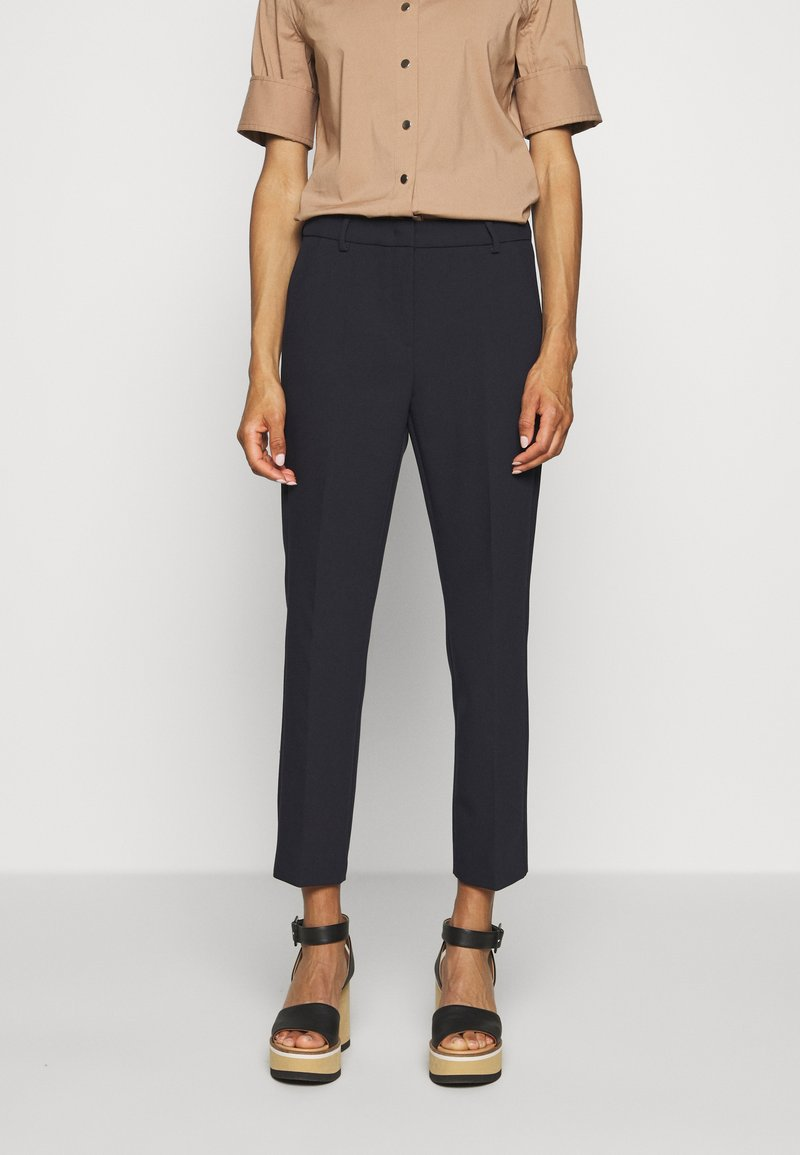 WEEKEND MaxMara - OPACO - Kalhoty - ultramarine