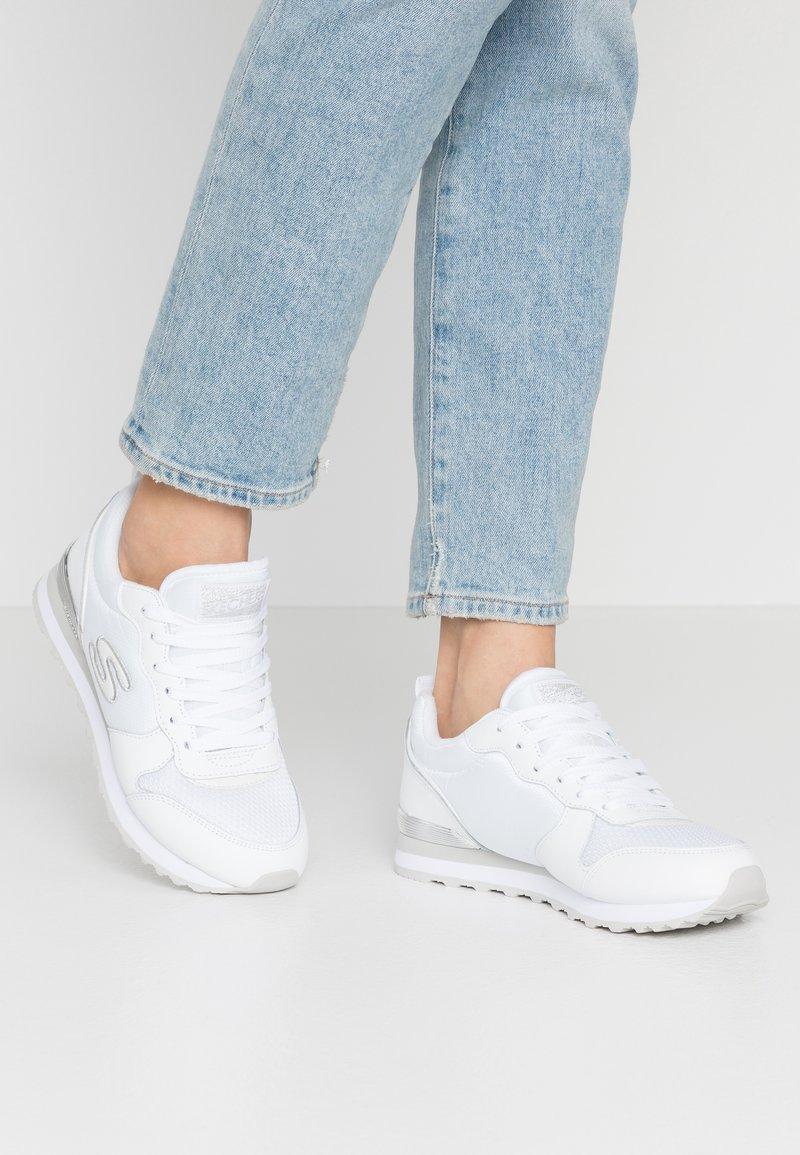 Skechers Sport - OG 85 - Sneakers laag - white/silver
