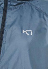 Kari Traa - JULIE HOOD - Outdoor jacket - blue - 2