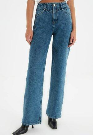 PARENT - Straight leg jeans - blue