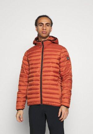 TALAN - Vinterjacka - pecan orange