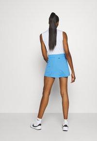 J.LINDEBERG - AMELIE GOLF SKIRT - Sportovní sukně - ocean blue - 2