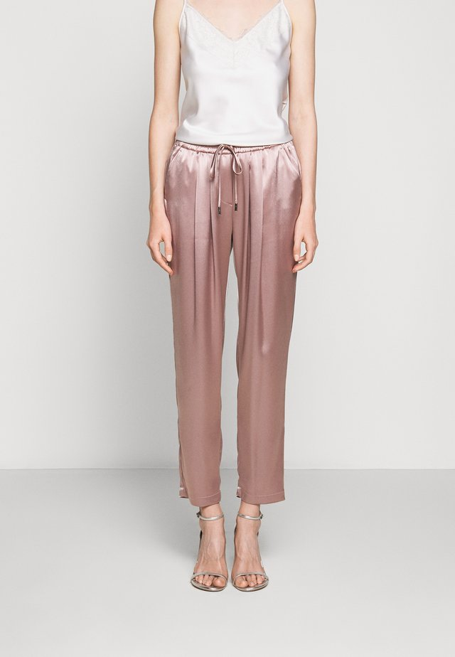 KENLEY PANT - Trousers - mink