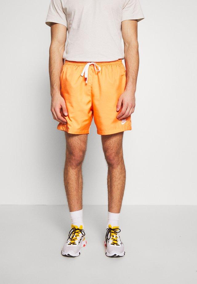 FLOW - Shorts - orange trance