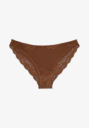 LISA  - Briefs - brown