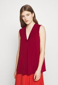 WEEKEND MaxMara - Top - bordeaux - 0