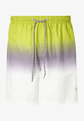 HENRIK - Swimming shorts - grün