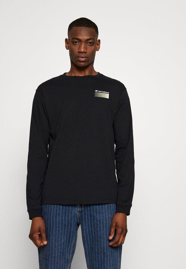 SPORT STYLE OPTIKS - T-shirt à manches longues - black